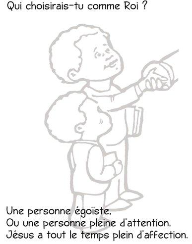 Prayer lessons for children French