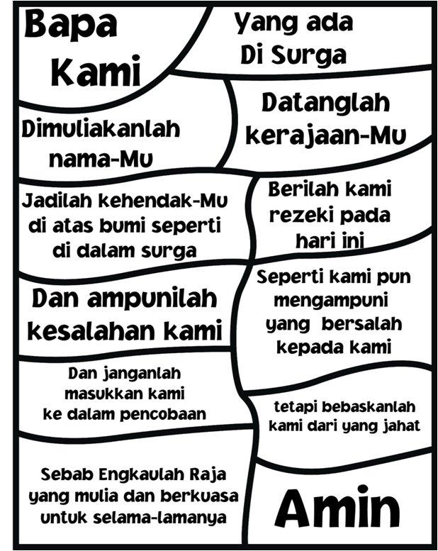 doa membantu anak-anak dan orang tua