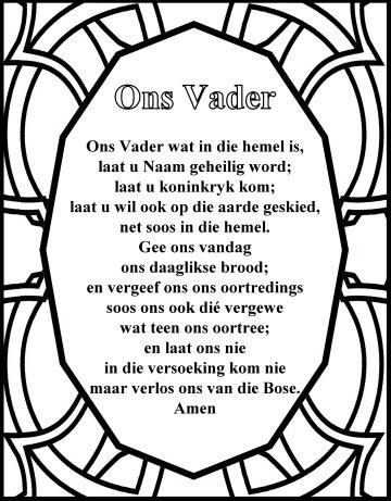 Ons Vader